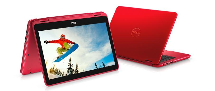 Laptop Dell Inspiron 11.6 inch 2-trong-1